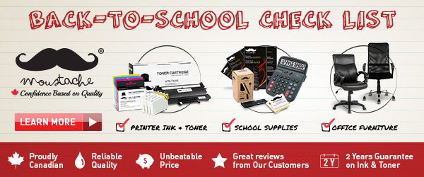 Back to School Deal Check List
