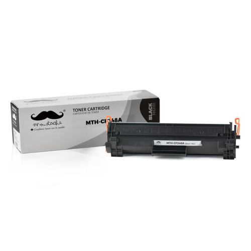 Moustache HP 48A CF248A Black Toner Cartridge