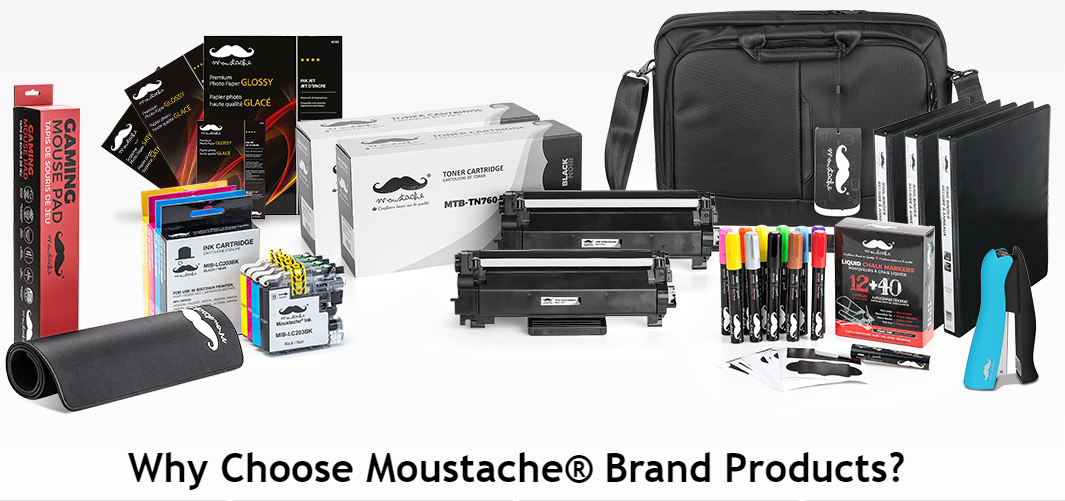 Why Choose Moustache Brand Product