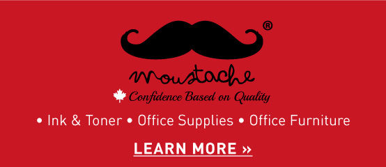 Moustache Ink Toner Office Supplies & Furniture