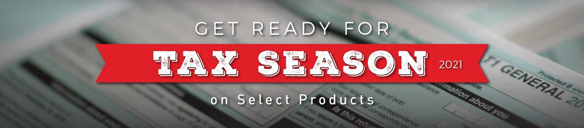 Office Supplies for Tax Season